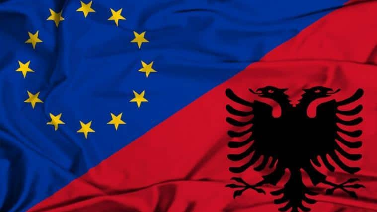 78 millions d'euros pour la Macédoine du Nord et l'Albanie !