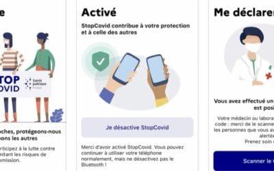 Application StopCovid : le flicage annoncé !