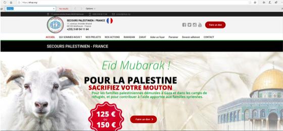 AÏD El-KEBIR 2020 : Les impôts des français financent le sacrifice des moutons à Gaza!