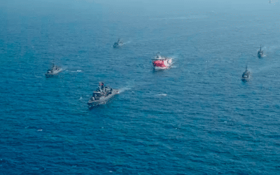Nouvelle agression de la Turquie dans les eaux territoriales grecques