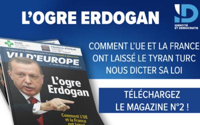 Vu d'Europe n°2 : retrouvez le magazine de la délégation française du groupe ID