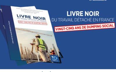 Retrouvez le livre noir du travail détaché en France