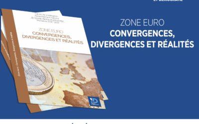 Retrouvez le livret sur la zone Euro: convergences, divergences et réalités
